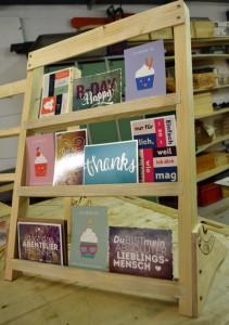 Kartenständer